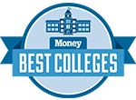 Money Best Colleges logo